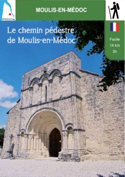 Randonnée à Moulis-en-Médoc
