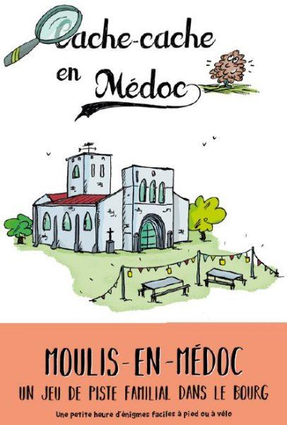 Cache-cache en Médoc Moulis-en-Médoc