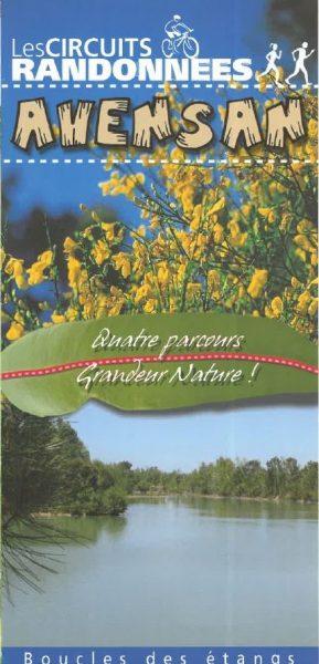 Les circuits de randonnées d'Avensan – Boucle des 4 étangs