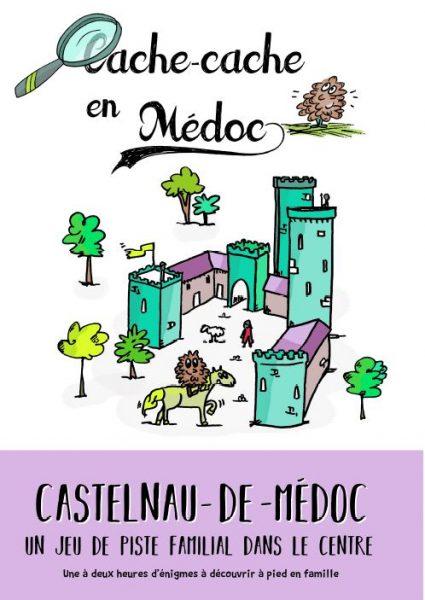Cache-cache en Médoc Castelnau-de-Médoc