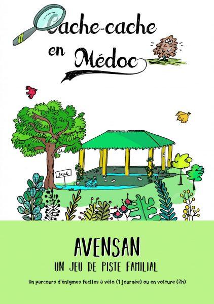 Cache-cache en Médoc Avensan