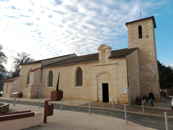 Eglise de Castelnau de Médoc
