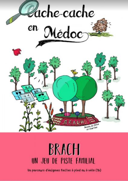 Cache-cache en Médoc Brach