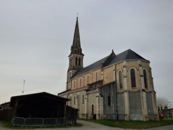Eglise de Salaunes