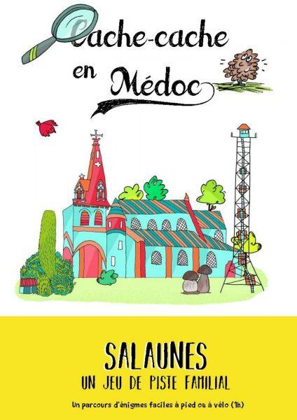 Cache-cache en Médoc Salaunes