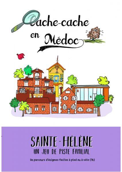 Cache-cache en Médoc Sainte-Hélène