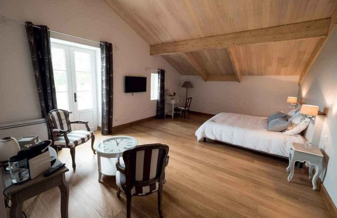 Chambre Chateau Duplessis