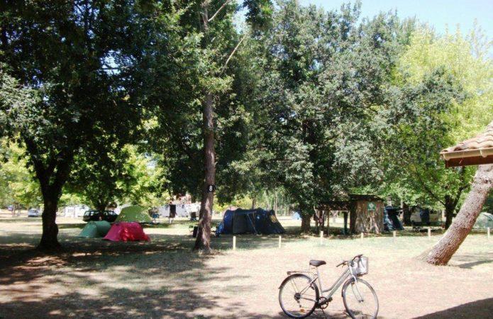 Aire naturelle Les Prés du Mas