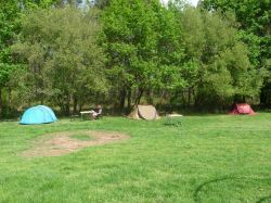 Camping à la Ferme du Domaine du Plec