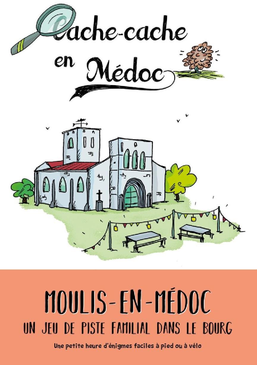 Jeu de piste de cache-cache Moulis-en-Médoc