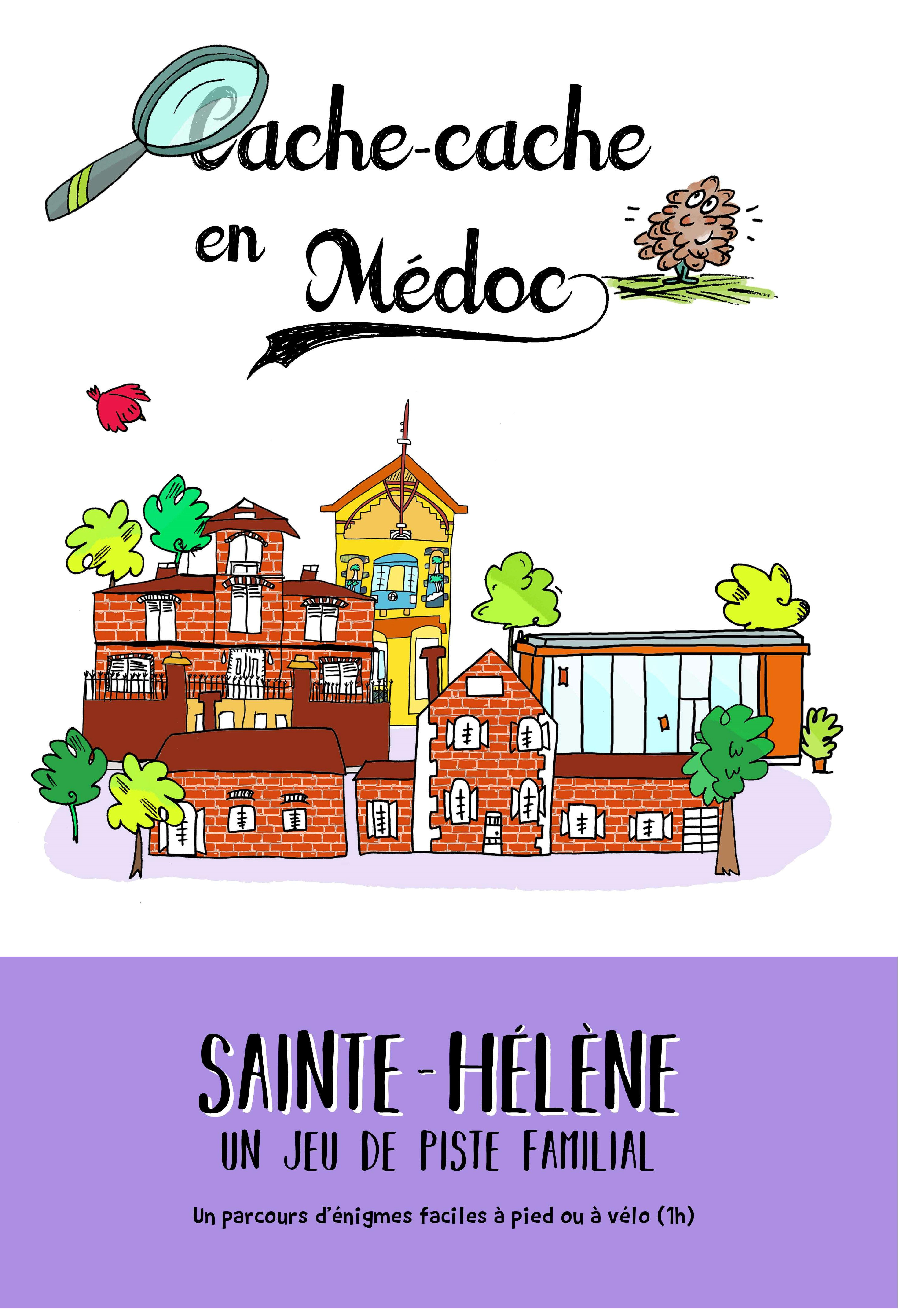 Cache cache Sainte-Hélène