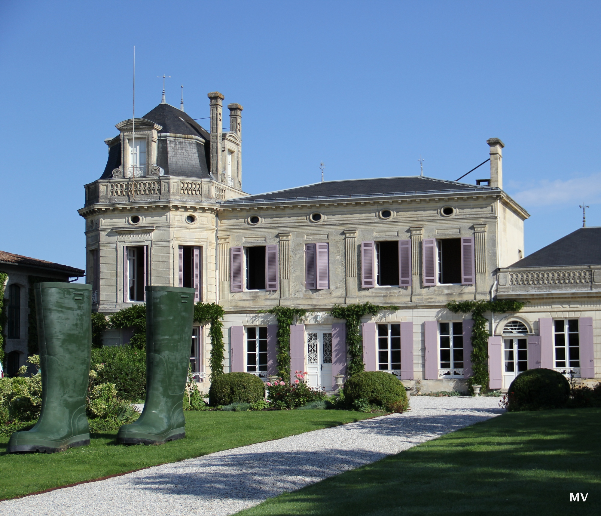 Château Chasse Spleen