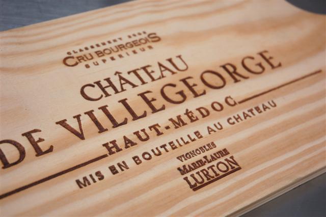 Etampe-Château Villegeorge