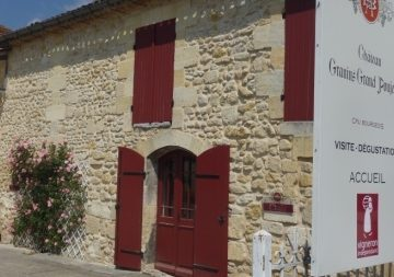 Château Granins Grand Poujeaux