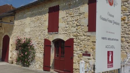 Chateau Granins Grand-Poujeaux