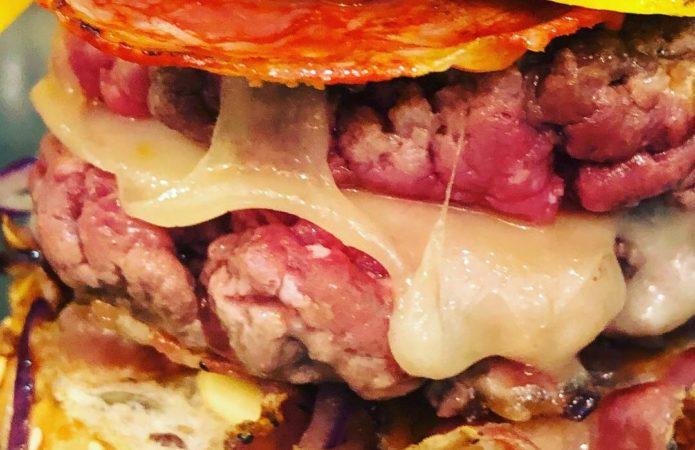Personal Burger