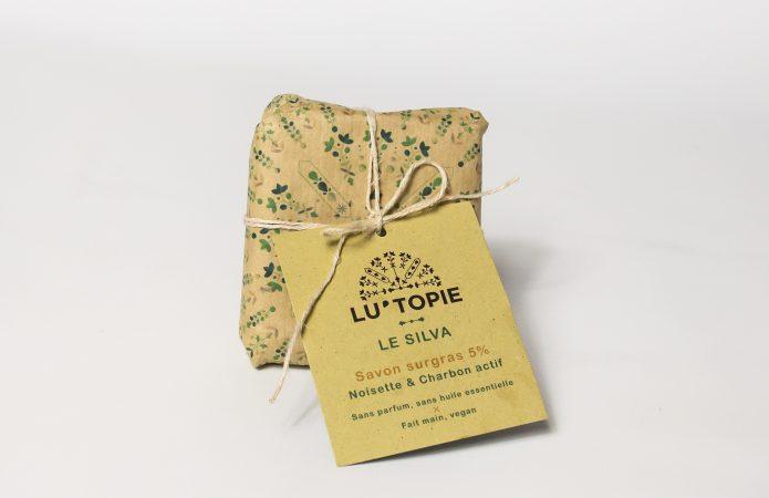 LU'TOPIE- emballage cadeau savon