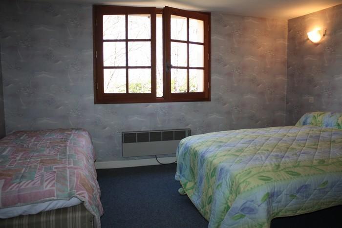 Le Porge, Location M. Bertin, chambre