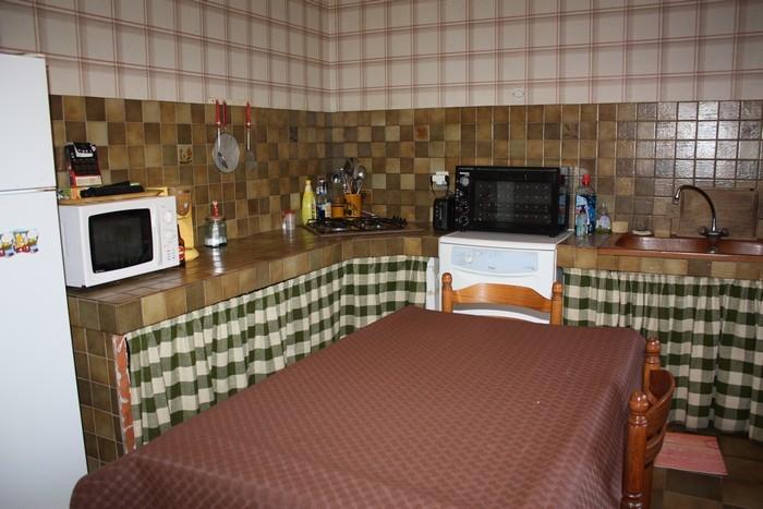 Le Porge, Location M. Bertin cuisine 2