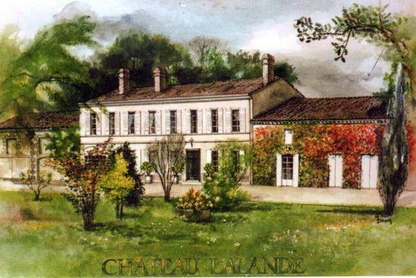 Listrac-médoc – Château Lalande