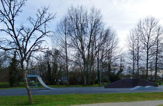 Skate parc Castelnau