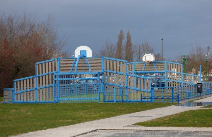 City stade de Sainte-Héléne