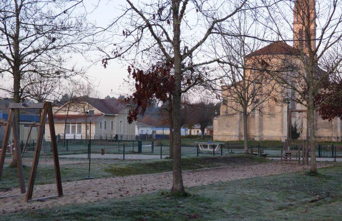 Aire de jeux de Sainte-Hélène