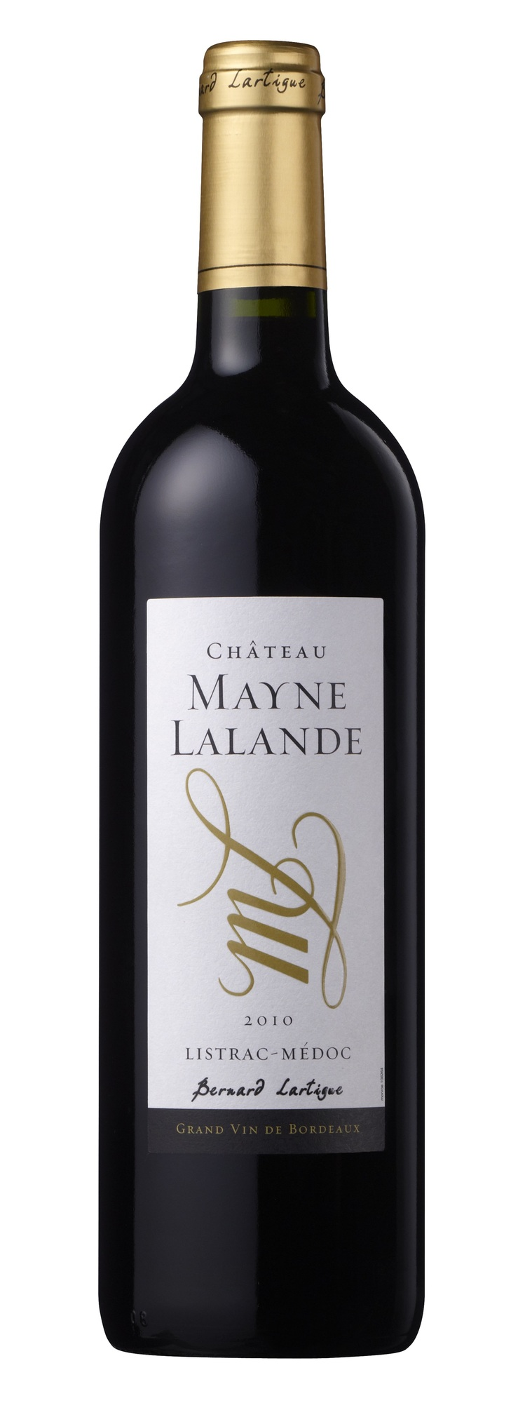 Bouteille Château mayne-Lalande