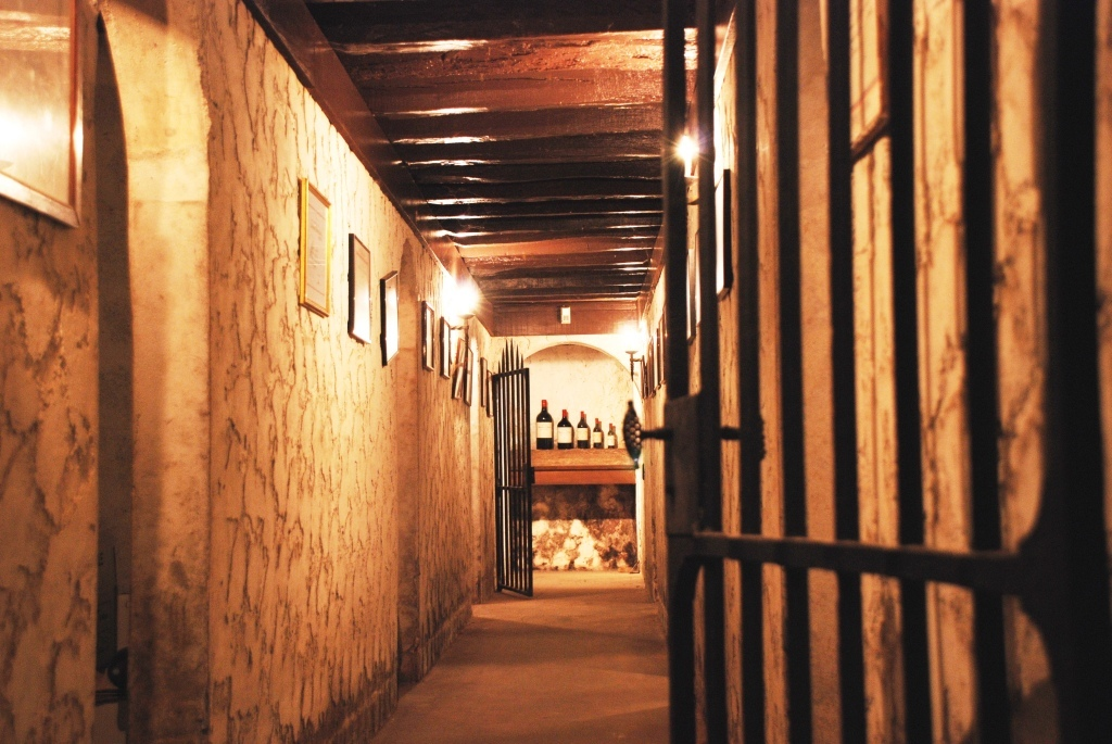 caveau château Moulin à vent