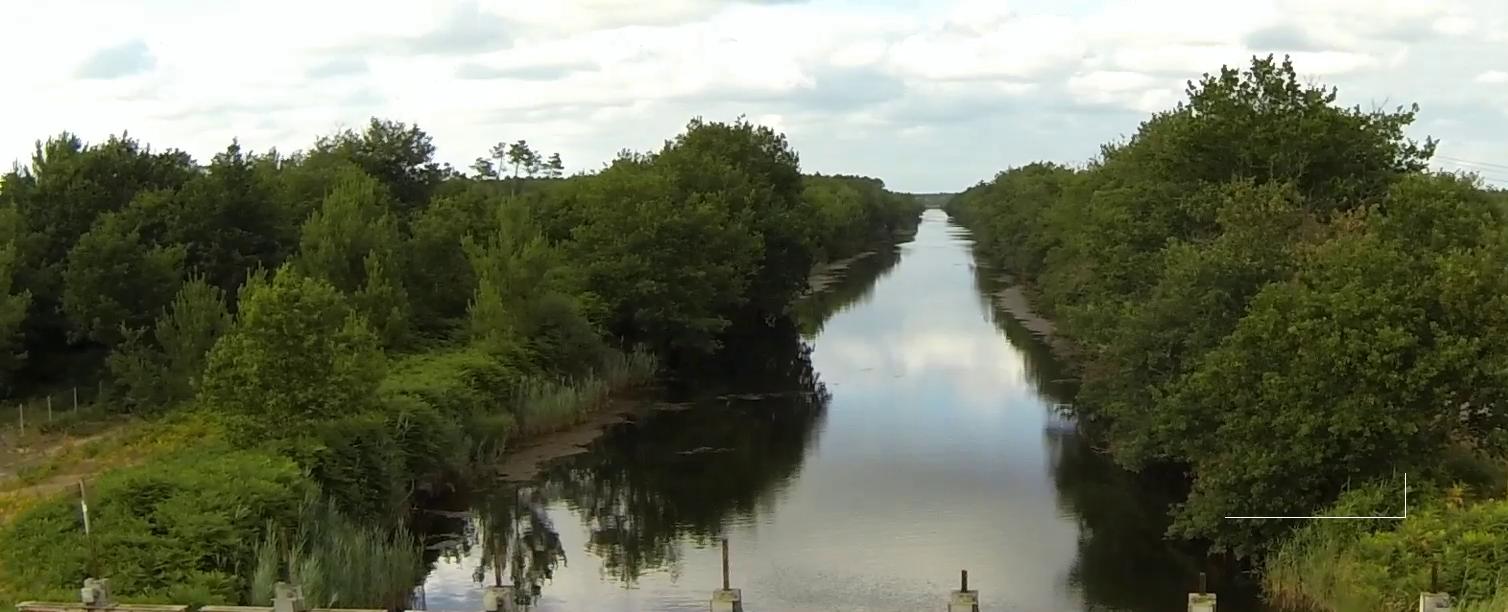 CANAL DES ETANGS