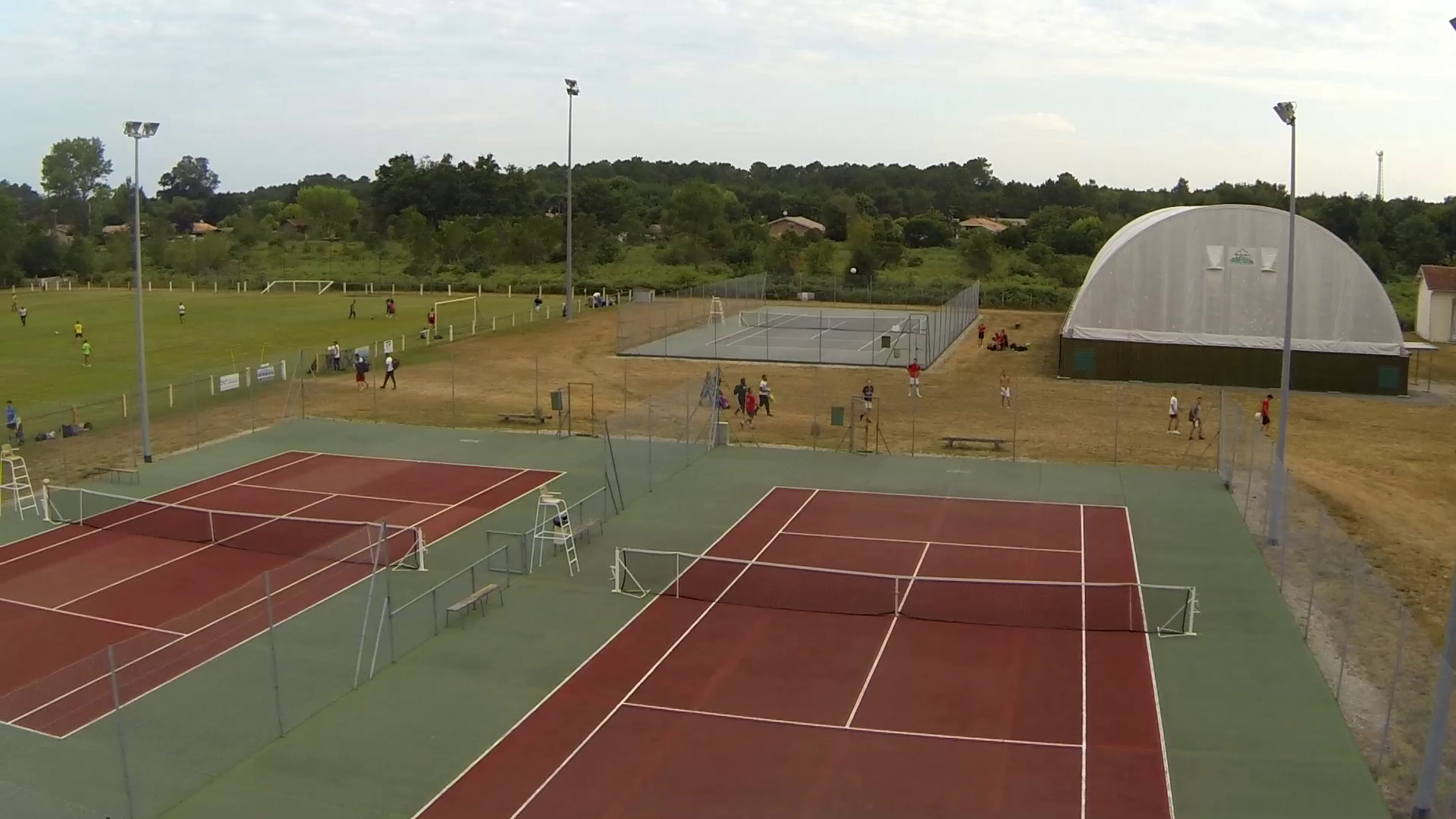 Tennis de la Garenne